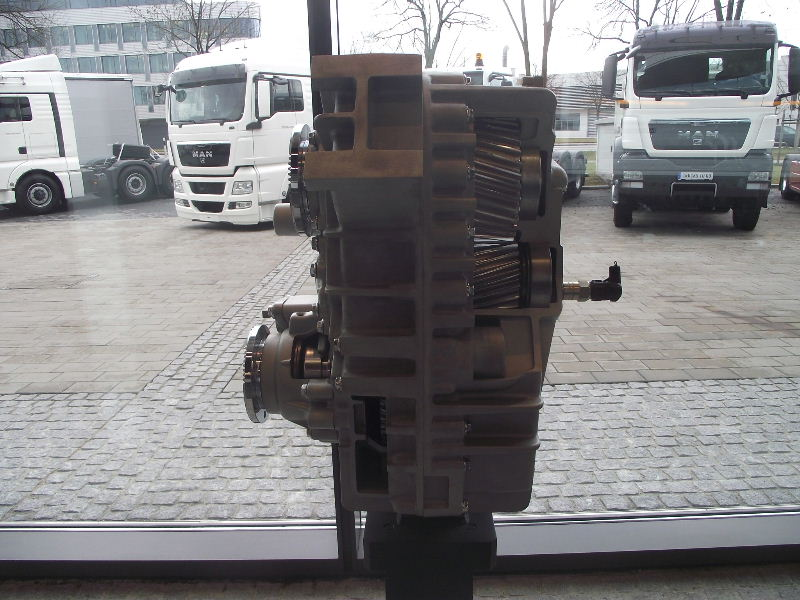 Getriebe Man01181