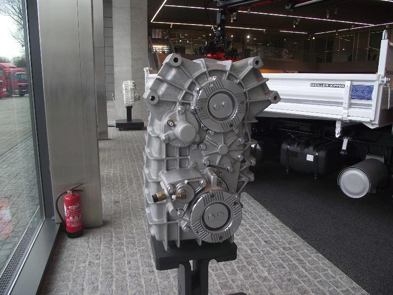 Getriebe Man01183