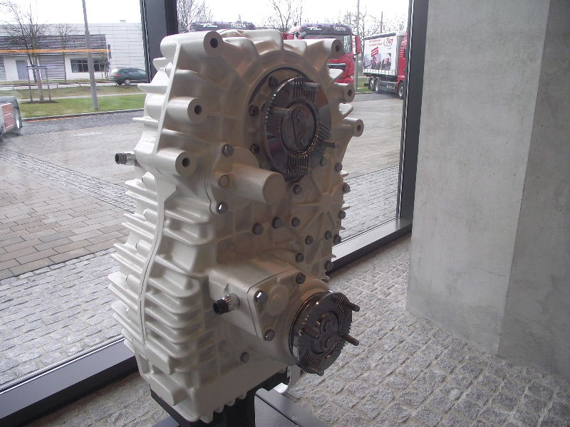 Getriebe Man01184