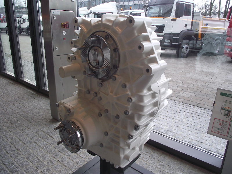 Getriebe Man01185