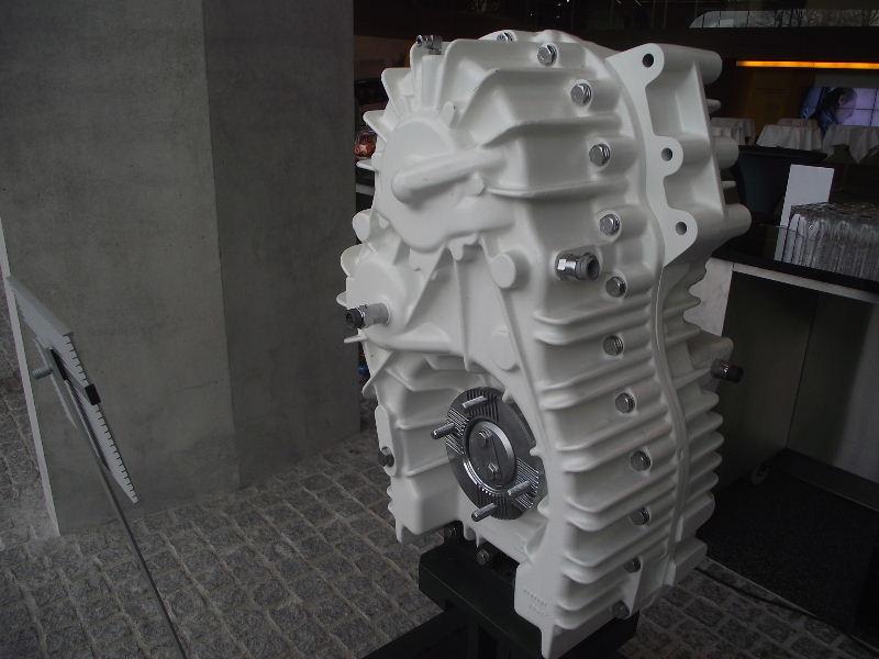 Getriebe Man01186