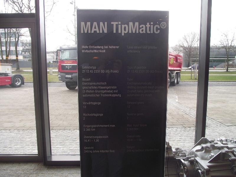 Getriebe Man01187