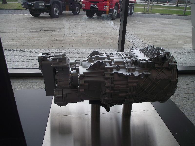 Getriebe Man01188
