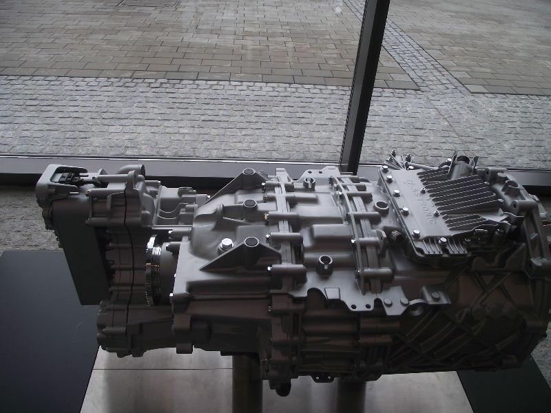 Getriebe Man01189