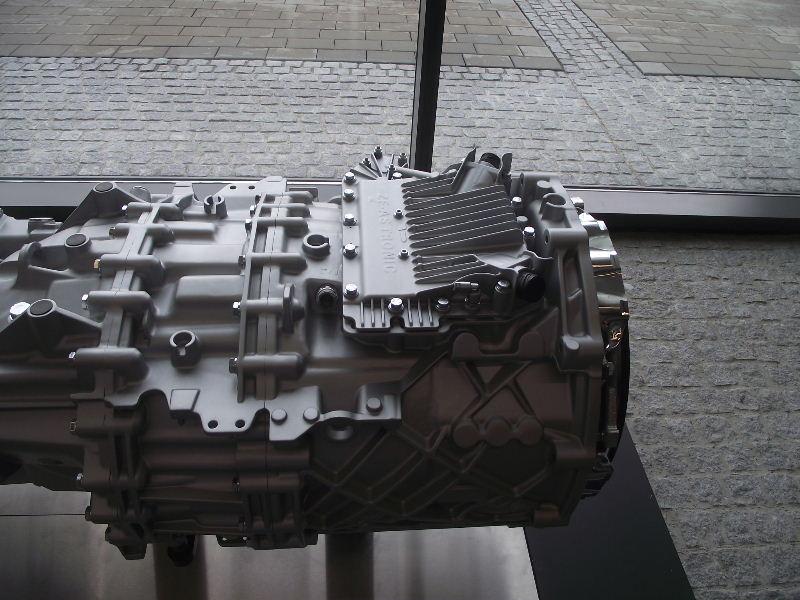 Getriebe Man01190