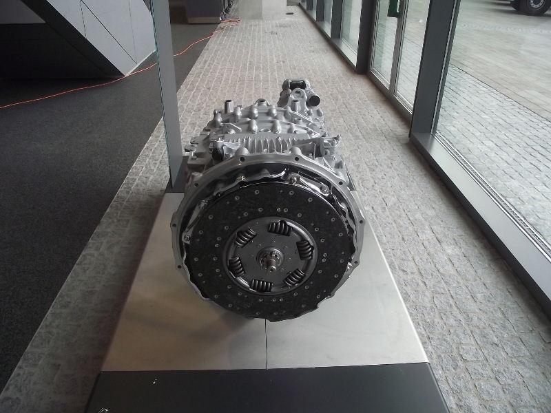 Getriebe Man01191