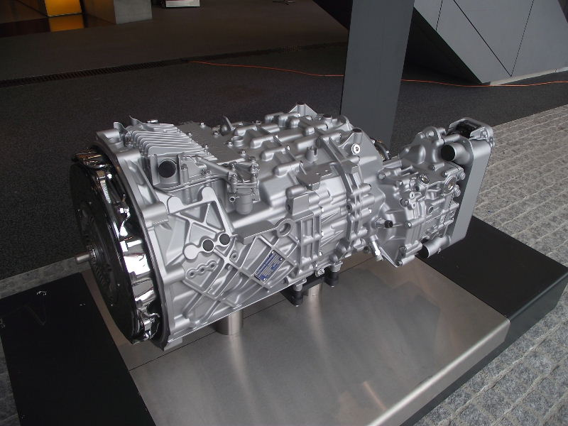 Getriebe Man01192