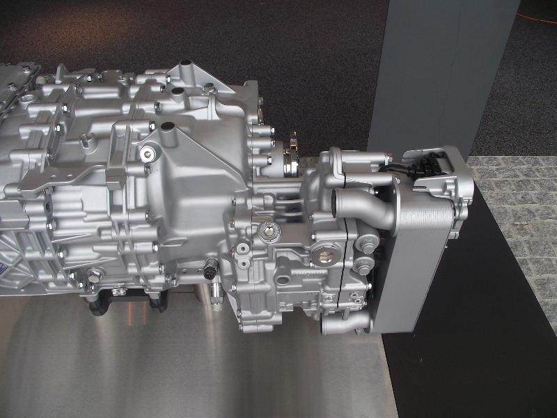 Getriebe Man01193