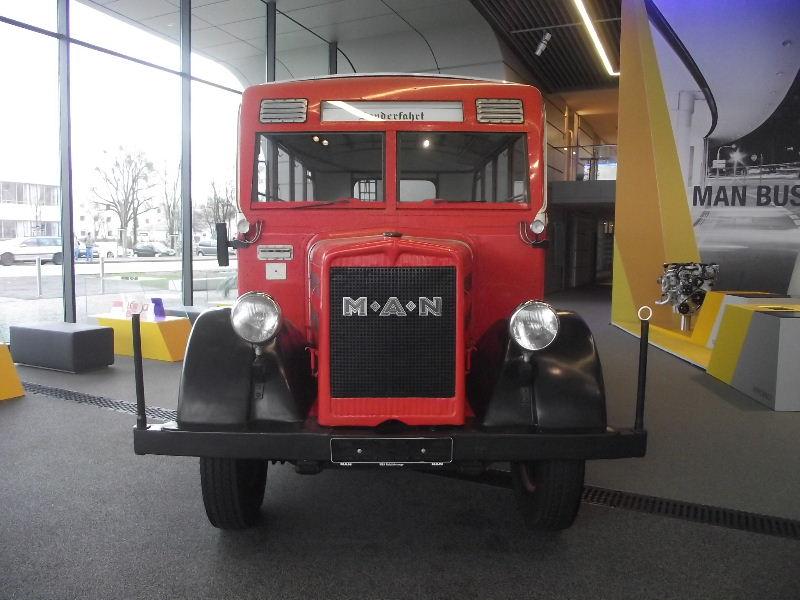 MAN München Uralt LKW und Feuerwehr Man01_93
