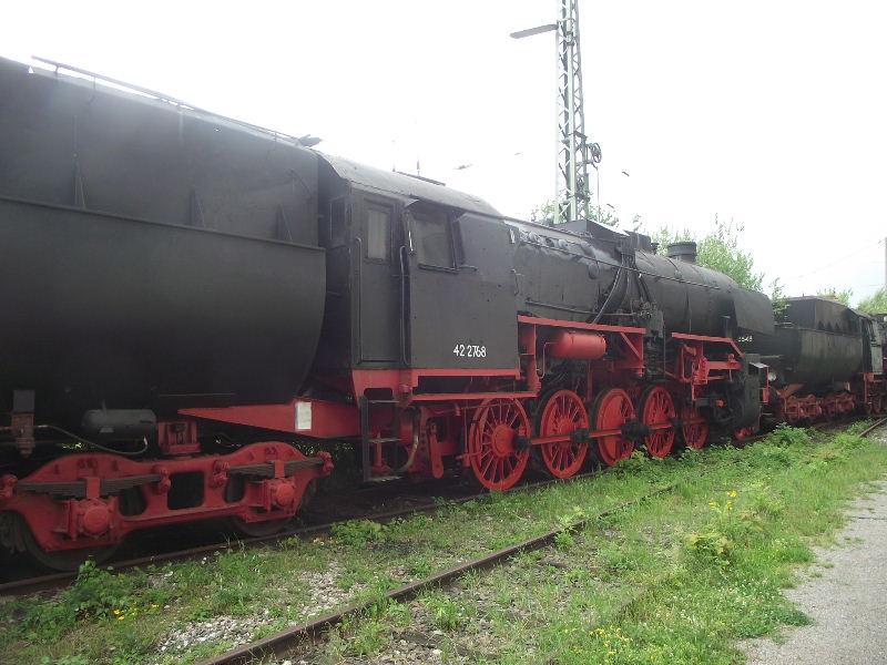 BR 42 Kriegslokomotive Nord_108