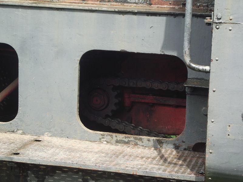 Kleinlokomotive Köf ( Ke )  Nord_137