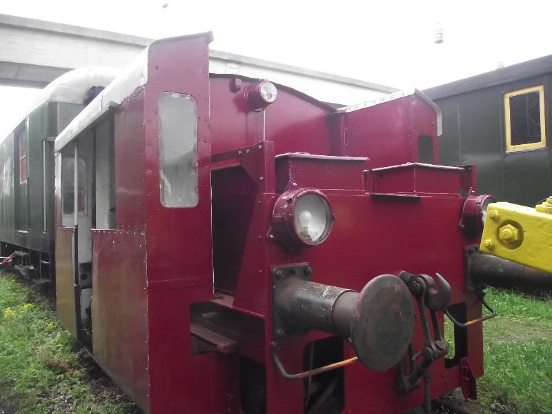 Kleinlokomotive Köf ( Ke )  Nord_318
