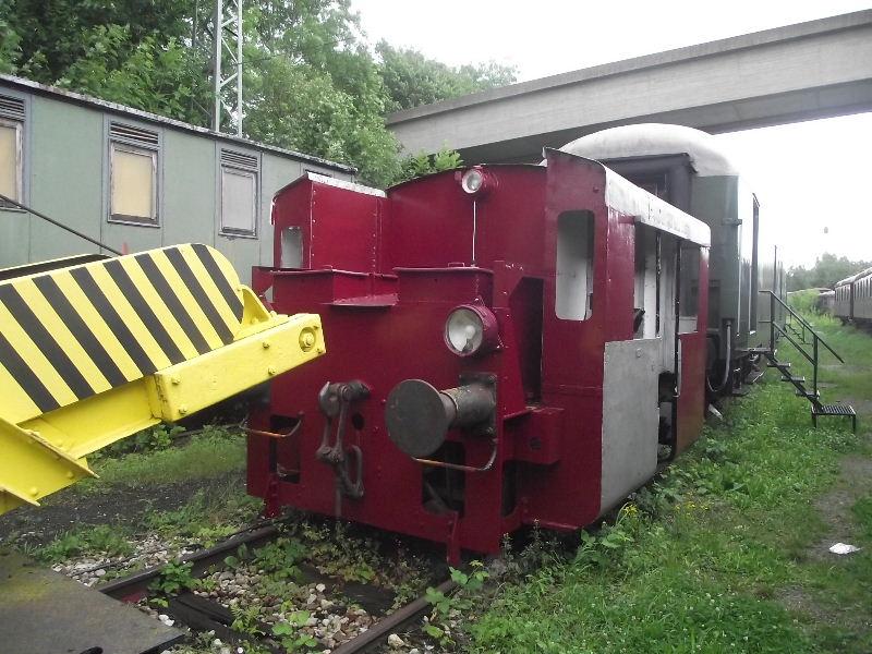 Kleinlokomotive Köf ( Ke )  Nord_319