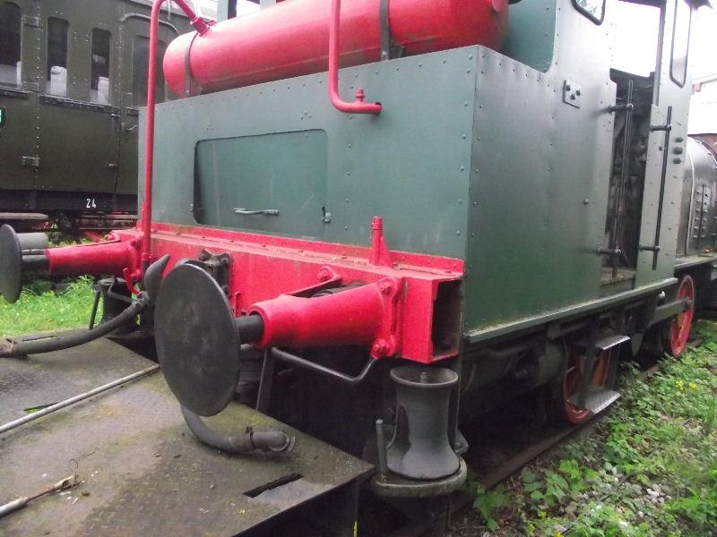 """Diesel-Lok """" LW 170 """"  Nord_373"""