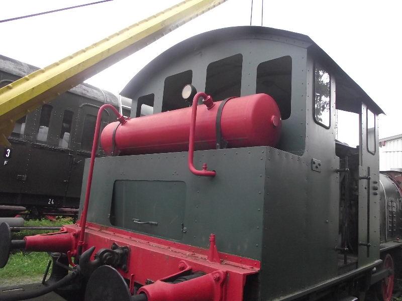 """Diesel-Lok """" LW 170 """"  Nord_374"""