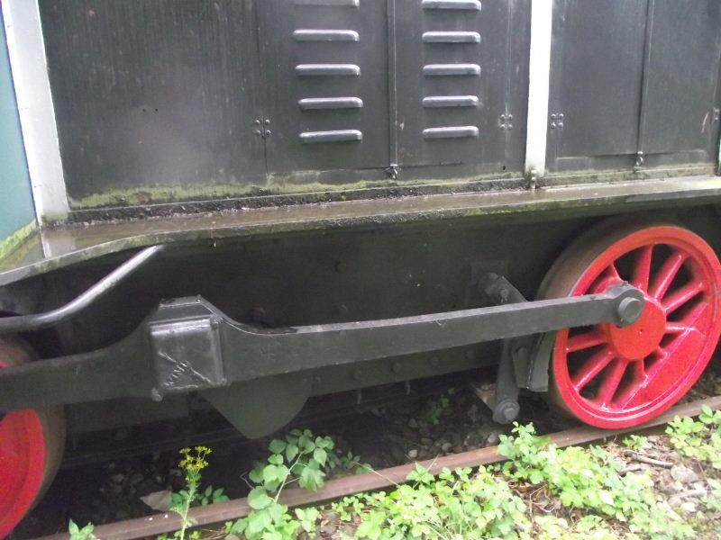 """Diesel-Lok """" LW 170 """"  Nord_377"""