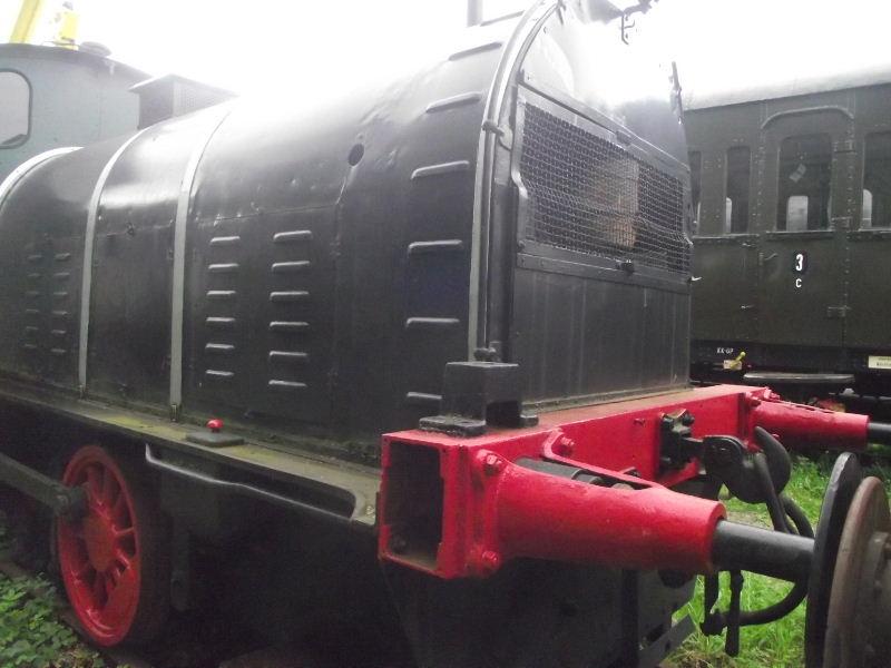 """Diesel-Lok """" LW 170 """"  Nord_379"""