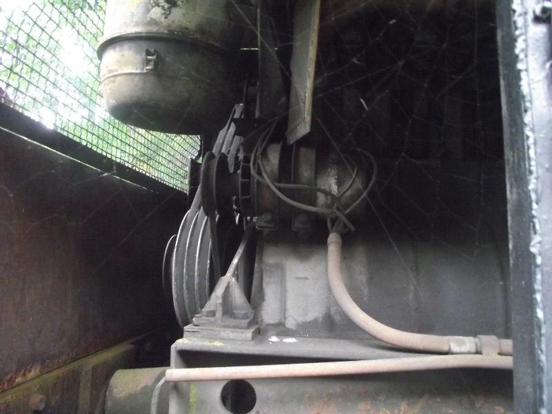 """Diesel-Lok """" LW 170 """"  Nord_381"""