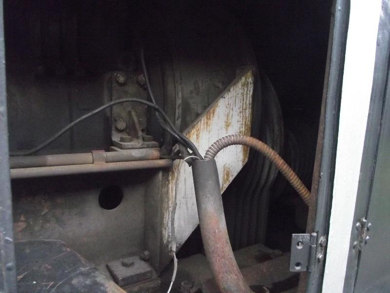 """Diesel-Lok """" LW 170 """"  Nord_382"""