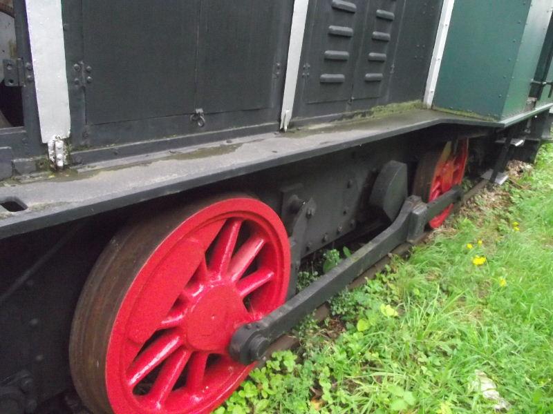 """Diesel-Lok """" LW 170 """"  Nord_383"""