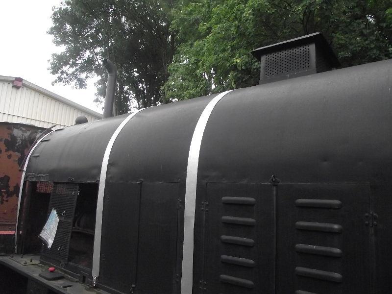 """Diesel-Lok """" LW 170 """"  Nord_384"""