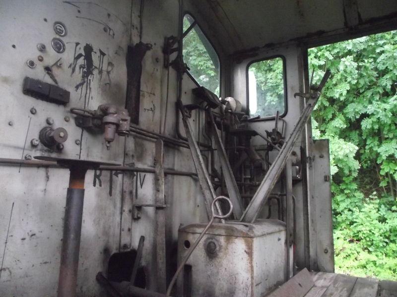 """Diesel-Lok """" LW 170 """"  Nord_386"""