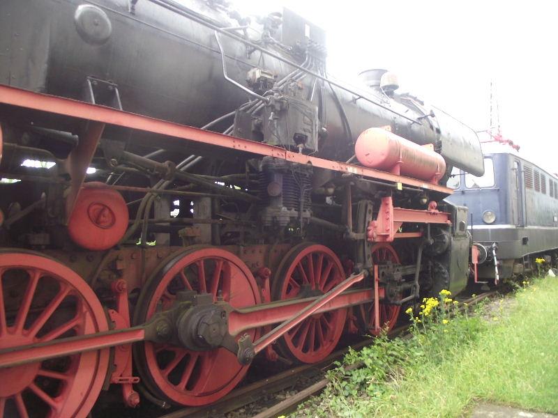Die BR 52 - die Kriegslok - und BR 52.80 sowie Kohlestaub-52 - Seite 3 Nord_399