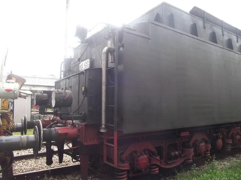 Zwei Pazifics der deutschen Bahnen: BR 01 und 03 - Seite 5 Nord_436