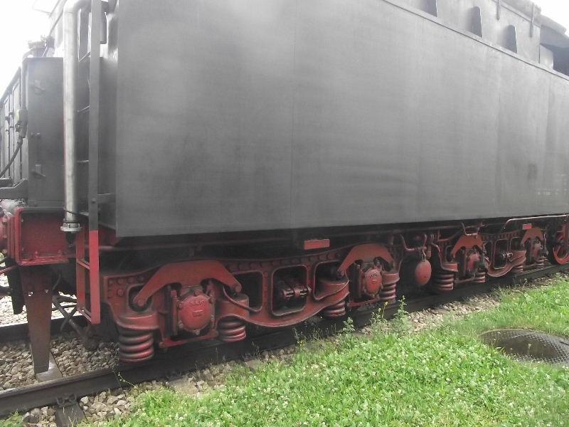 Zwei Pazifics der deutschen Bahnen: BR 01 und 03 - Seite 5 Nord_437