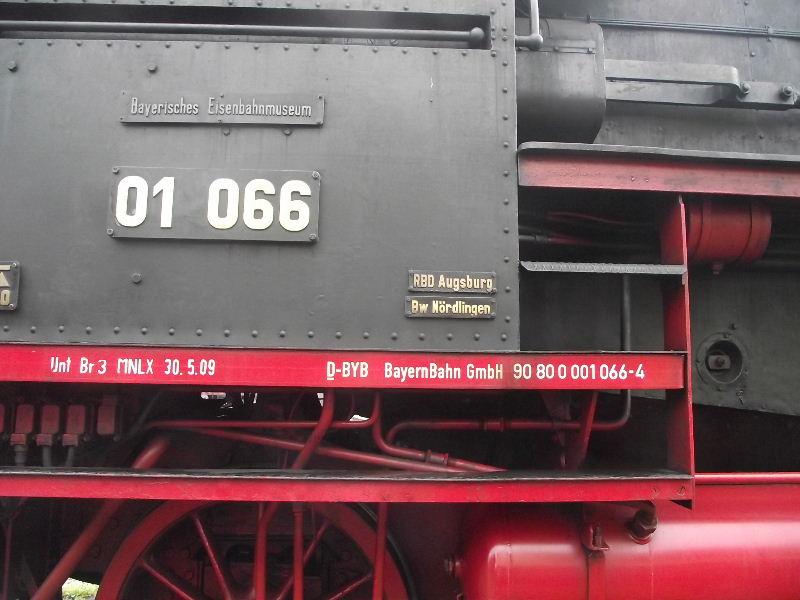 Zwei Pazifics der deutschen Bahnen: BR 01 und 03 - Seite 5 Nord_447