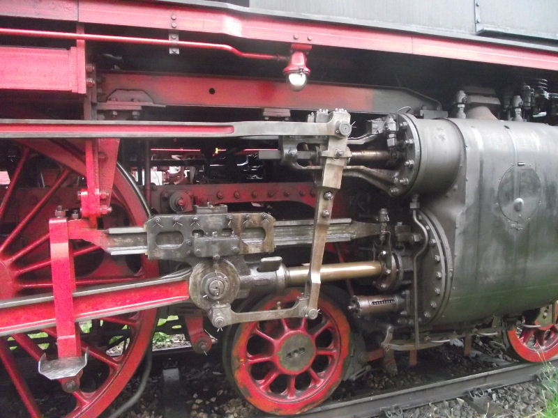 Zwei Pazifics der deutschen Bahnen: BR 01 und 03 - Seite 6 Nord_457