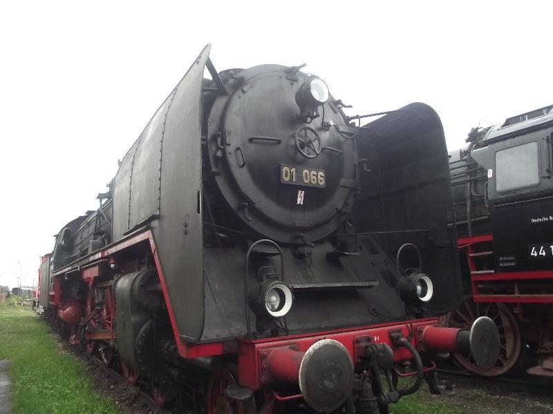 Zwei Pazifics der deutschen Bahnen: BR 01 und 03 - Seite 6 Nord_460