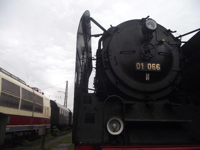 Zwei Pazifics der deutschen Bahnen: BR 01 und 03 - Seite 6 Nord_461