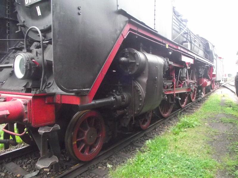 Zwei Pazifics der deutschen Bahnen: BR 01 und 03 - Seite 6 Nord_463