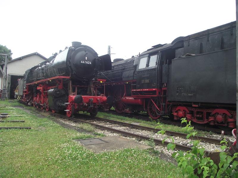 Bayerisches Eisenbahnmuseum Nördlingen Nord_479