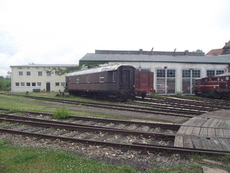 Bayerisches Eisenbahnmuseum Nördlingen Nord_482