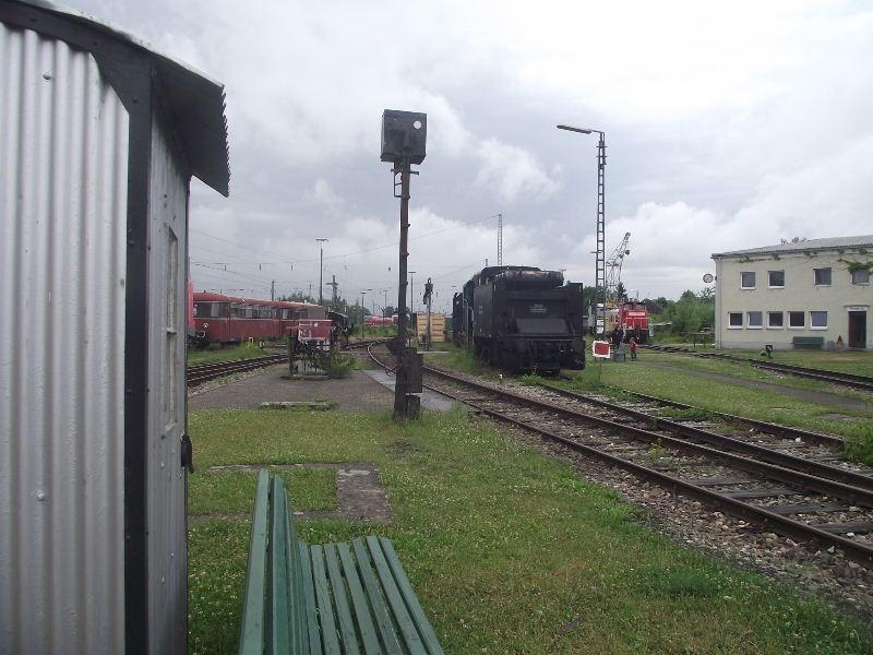 Bayerisches Eisenbahnmuseum Nördlingen Nord_483