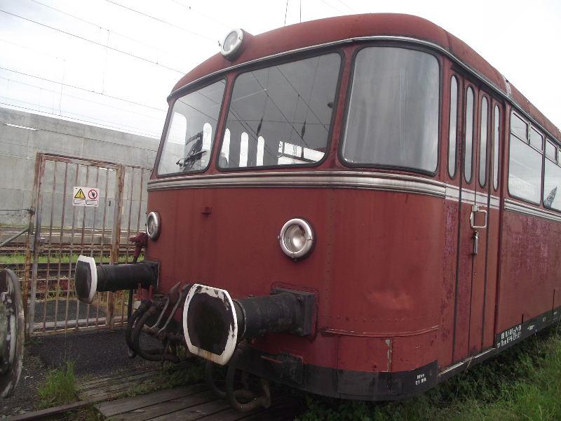 Der SCHIENENbus - Baureihe 798/998 der DB Nord_484