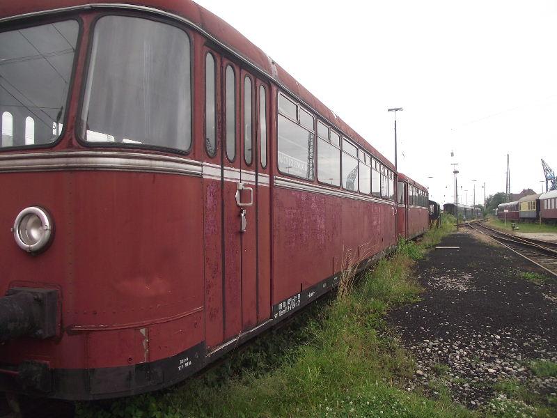 Der SCHIENENbus - Baureihe 798/998 der DB Nord_485