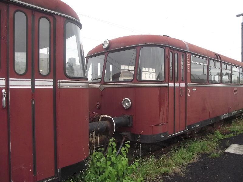 Der SCHIENENbus - Baureihe 798/998 der DB Nord_488