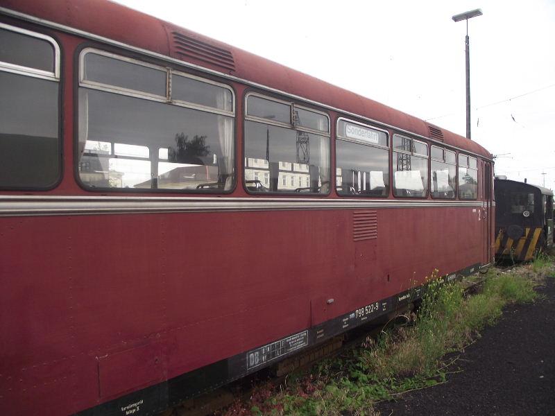 Der SCHIENENbus - Baureihe 798/998 der DB Nord_489