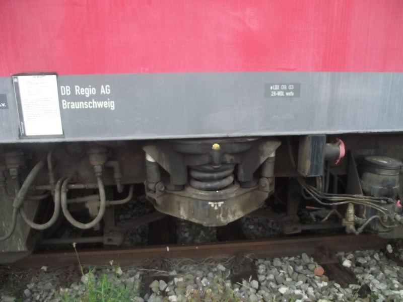 Die E-Lok Baureihe 141 / E41 der DB, der Knallfrosch Nord_495