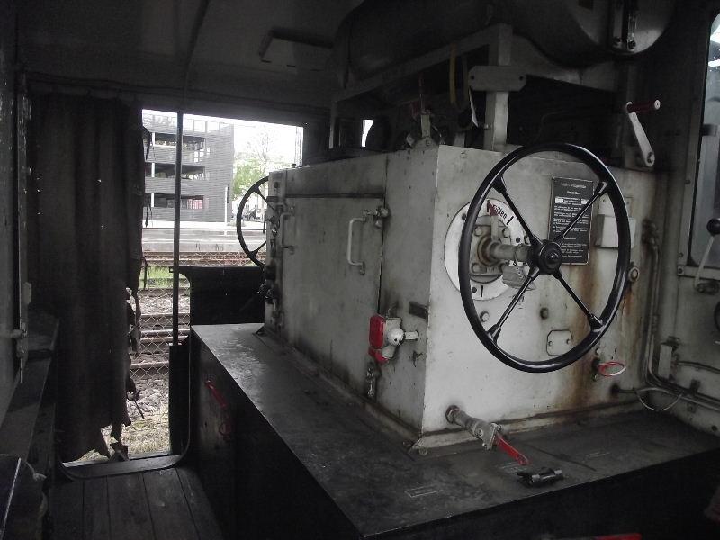 Kleindiesellok Köf II - DB-Baureihe 322-324 - DR BR 100 / 310 Nord_512
