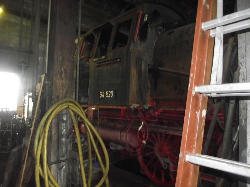 Lokomotiven-Werkstatt Nördlingen Nord_546