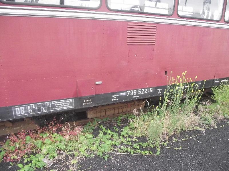Der SCHIENENbus - Baureihe 798/998 der DB Nord_547