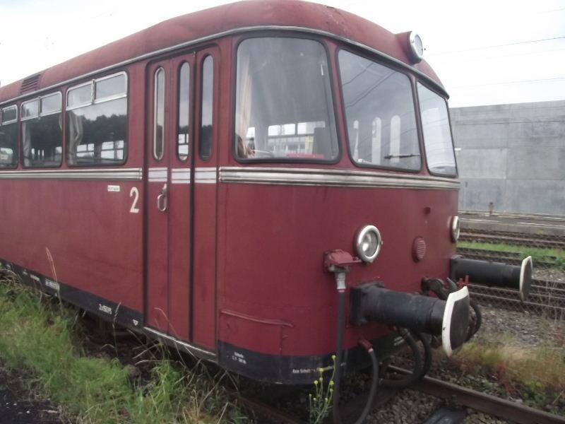 Der SCHIENENbus - Baureihe 798/998 der DB Nord_548