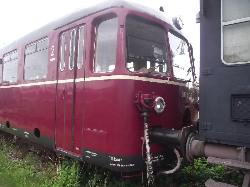 Akku-Triebwagen 515 - ex ETA 150 Nord_571