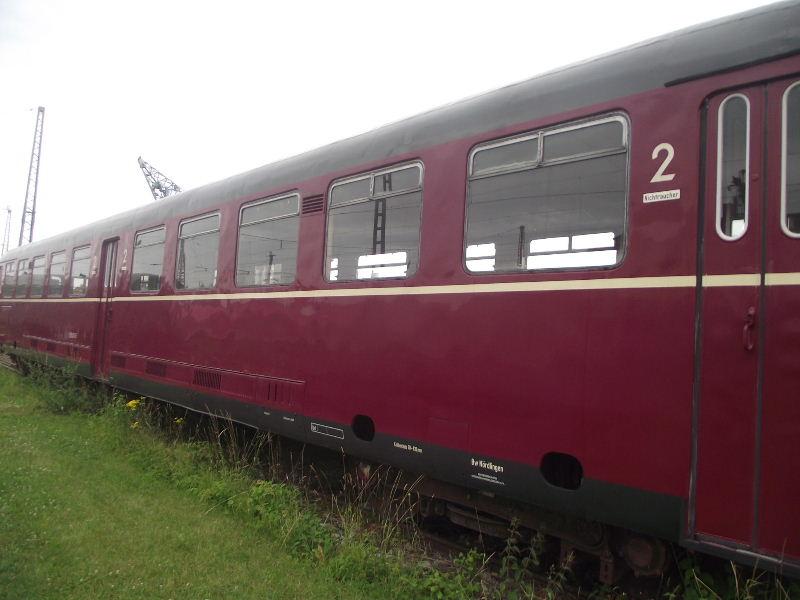 Akku-Triebwagen 515 - ex ETA 150 Nord_572