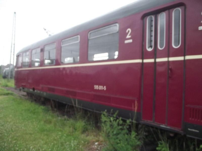 Akku-Triebwagen 515 - ex ETA 150 Nord_573
