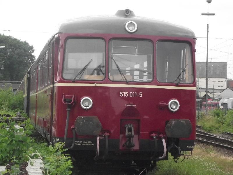 Akku-Triebwagen 515 - ex ETA 150 Nord_575